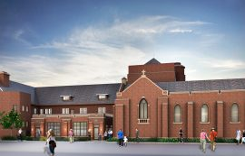 ST.CHAD'S CHURCH – ALTERATION & RETORATION PROJECT REGINA, SASKATCHEWAN