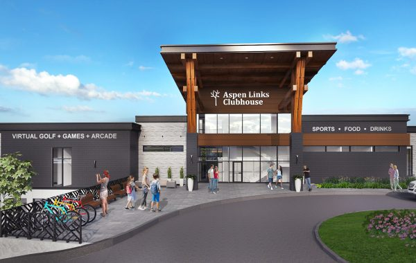 Aspen Links Clubhouse, Rec Room and Event Centre