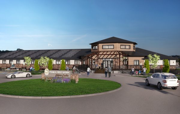 Pasqua First Nation's Elder's Center & Long-Term Care Facility
